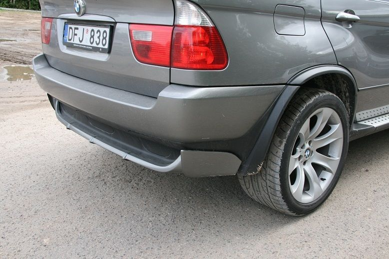Bmw X5 E53 4 8is Facelift 2004 2006 10 Piece Kit Spoiler